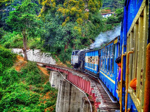 Nilgiri Mountain Railway, Ooty, India