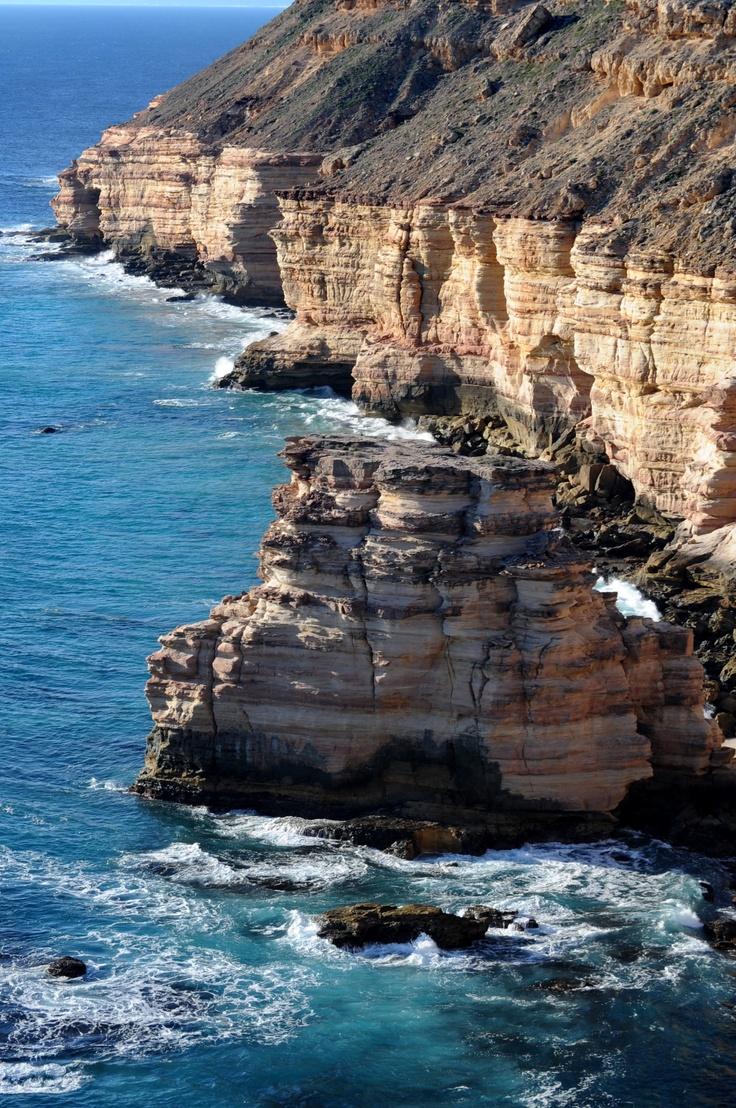 Kalbarri Coastline,western australia..