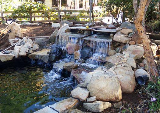 17 best images about helix life support pond filtration on for Design of settlement ponds