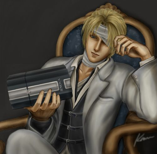 You Want This? by ~K-DDS - Final Fantasy VII - Rufus Shinra