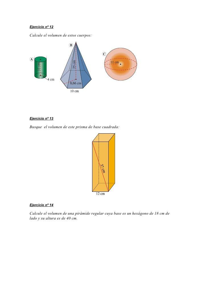 Les 25 meilleures ides de la catgorie Prisma de base cuadrada