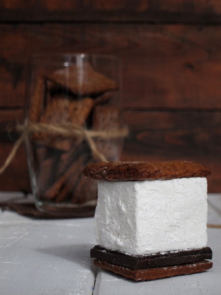 Homemade S'mores | Iron Whisk