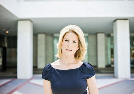 "FOX News' Kirsten Powers' Surprise Journey from Atheism to Faith: ""Jesus came to me and said, 'Here I am.'""  ""I'll never forget standing outside that apartment on the Upper East Side and saying to myself, 'It's true. It's completely true.' The world looked entirely different, like a veil had been lifted off it. I had not an iota of doubt. I was filled with indescribable joy."" -Kirsten Powers"