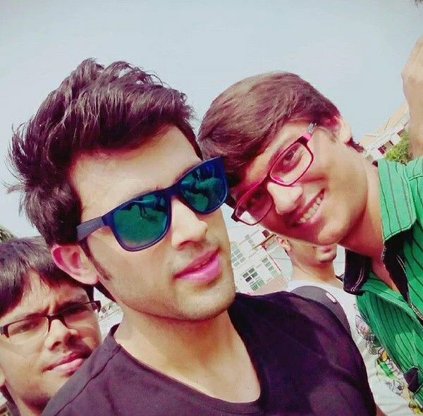 Lucky fan with parth