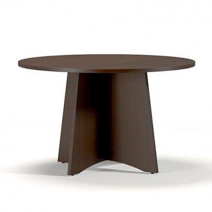 "Mayline Brighton BTCTR48 - 48"" Round laminate meeting table.  FREE shipping in Canada at Ugoburo.ca"