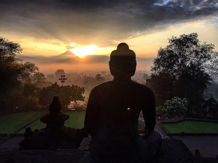 how to get from bali to borobudur temple