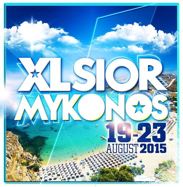 Mykonos Accommodation Center sponsors for the 7th year the very successful international gay leisure festival on Mykonos in August