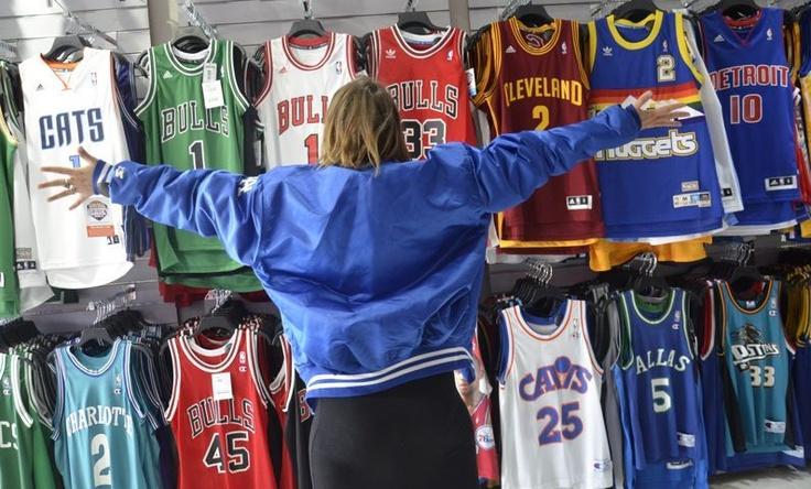 Basketball Jersey World