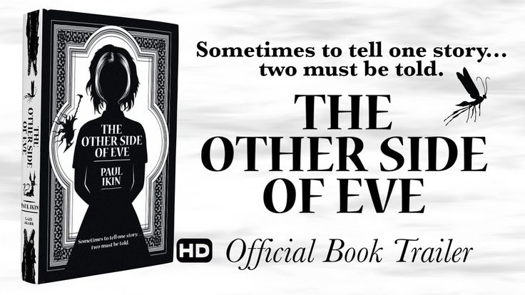 The Other Side of Eve - Official Book Trailer 2016