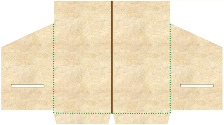 DIY Midori Notebook   ... All in One Place: Make your own Midori Traveler's Notebook kraft file