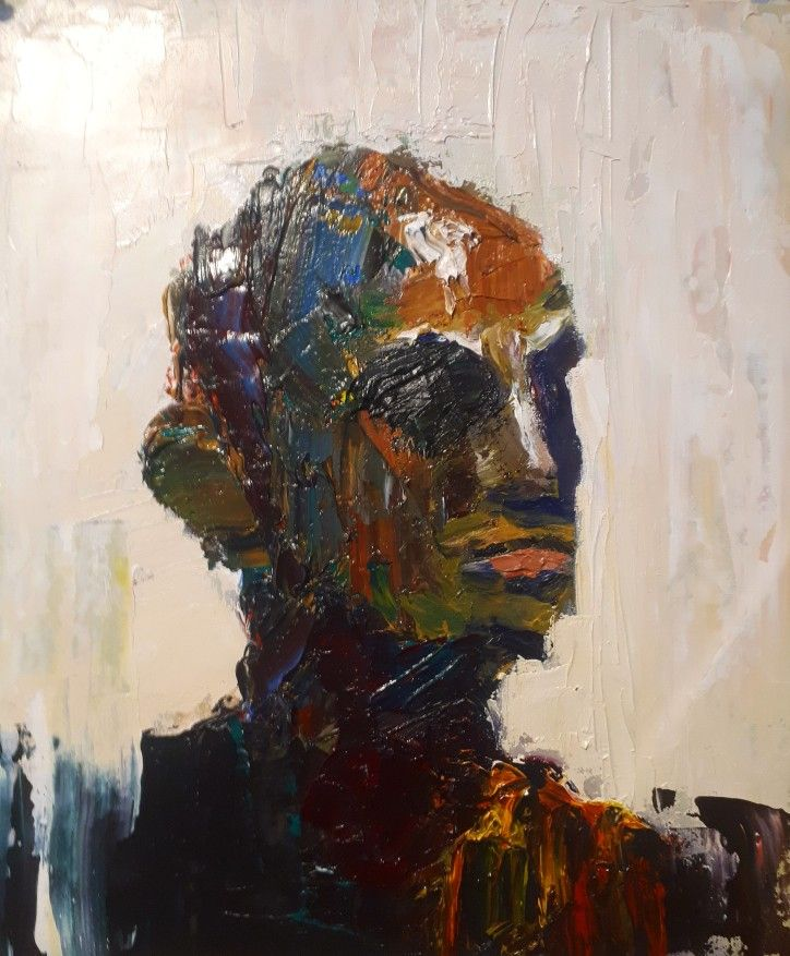 Portrait of a Man - By Steven Szczebiot
