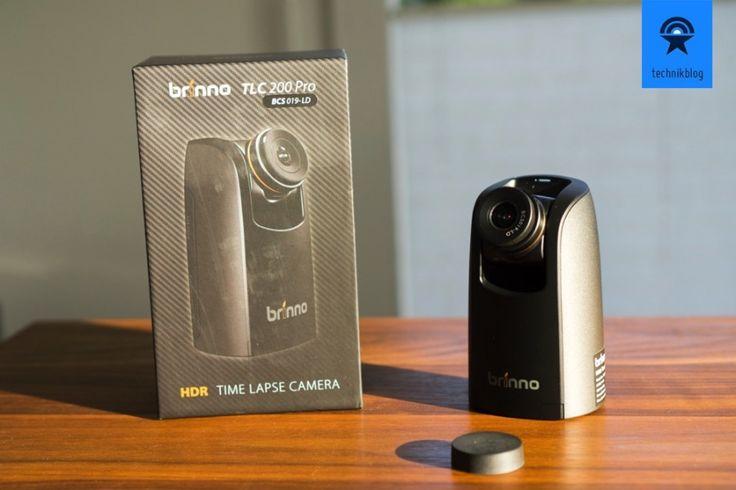 Testbericht: Brinno TLC200 Pro – HDR Timelapse Kamera