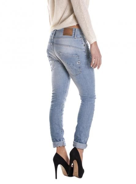 WOMAN JEANS PLEASE P78 BOYFRIEND BAGGY CARROT MADE IN ITALY NEW COLLECTION 2015 - Jeans - DONNA - Online Shop - Goccia Store