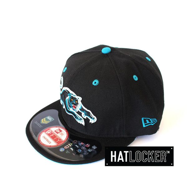 Penrith Panthers Pop Under Snapback by New Era | Find it at www.hatlocker.com #newera #penrith #panthers #snapback