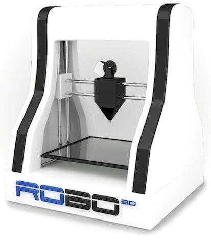 Impresoras 3D: el estado de la cuestión