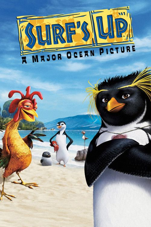 Watch Surf's Up Full Movie Online