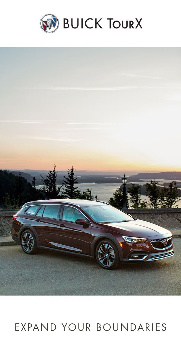 Discover New Places In The Buick Tourx In 2020 Buick Adventure Wagon