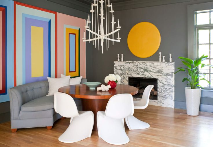 Uncommon dining room solution