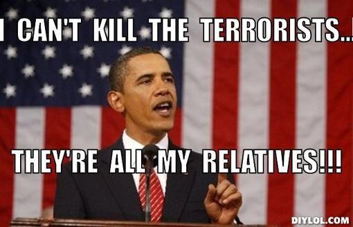 Anti Obama Meme