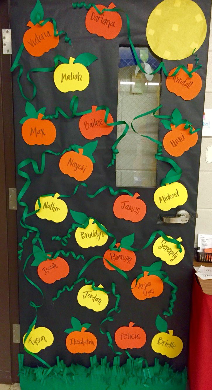 35 best School Door Decor images on Pinterest | School ...