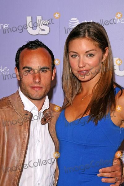 Bianca Kajlich Photo - Landon Donovan and Bianca Kajlich at US Weeklys Hot Hollywood 2008 Beso Hollywood CA 04-17-08