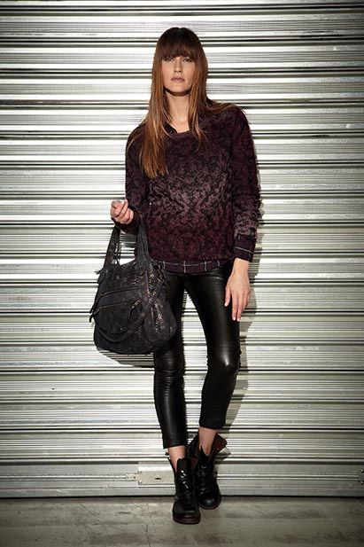 Berenice Hiver Winter collection lookbook 2013-14 - style - collection