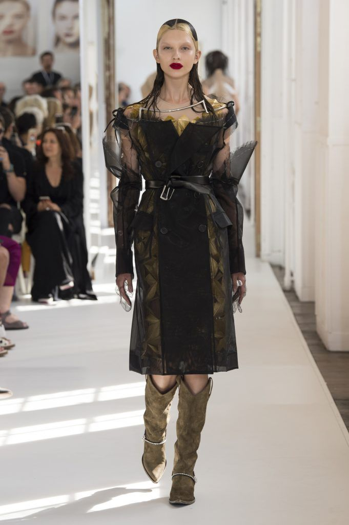 Săptămâna Modei Haute Couture: Maison Margiela Artisanal toamnă-iarnă 2017/18