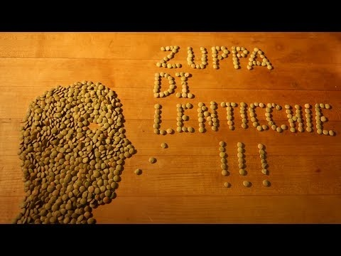 Ask Chef Tony - Happiness is a Bowl of Lentil Soup, How to Make it - Episode 18