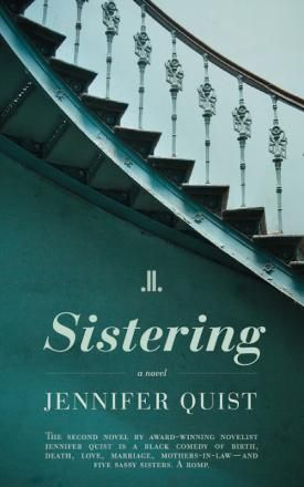 Book Cover Sistering