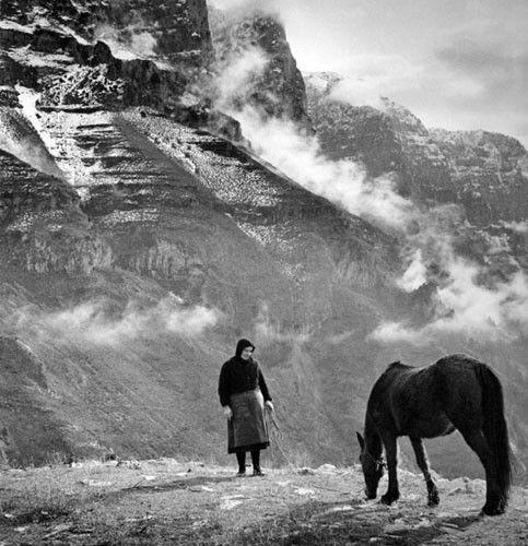 iΗΠΕΙΡΟΣ  Αλμπουμ: ΜΕΤΣΟΒΟ Φωτογράφος: Κώστας Μπαλάφας
