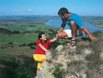 The Official Kauri Coast Visitor information page