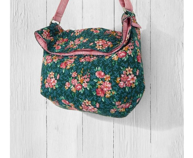 (9) Name: 'Sewing : The Sling Bag FREE pattern
