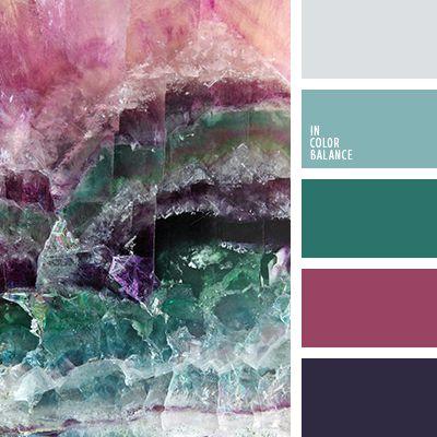 Цветовая палитра №2559 | IN COLOR BALANCE