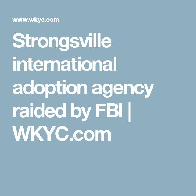 Strongsville international adoption agency raided by FBI | WKYC.com
