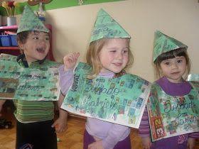 projeto de educação infantil