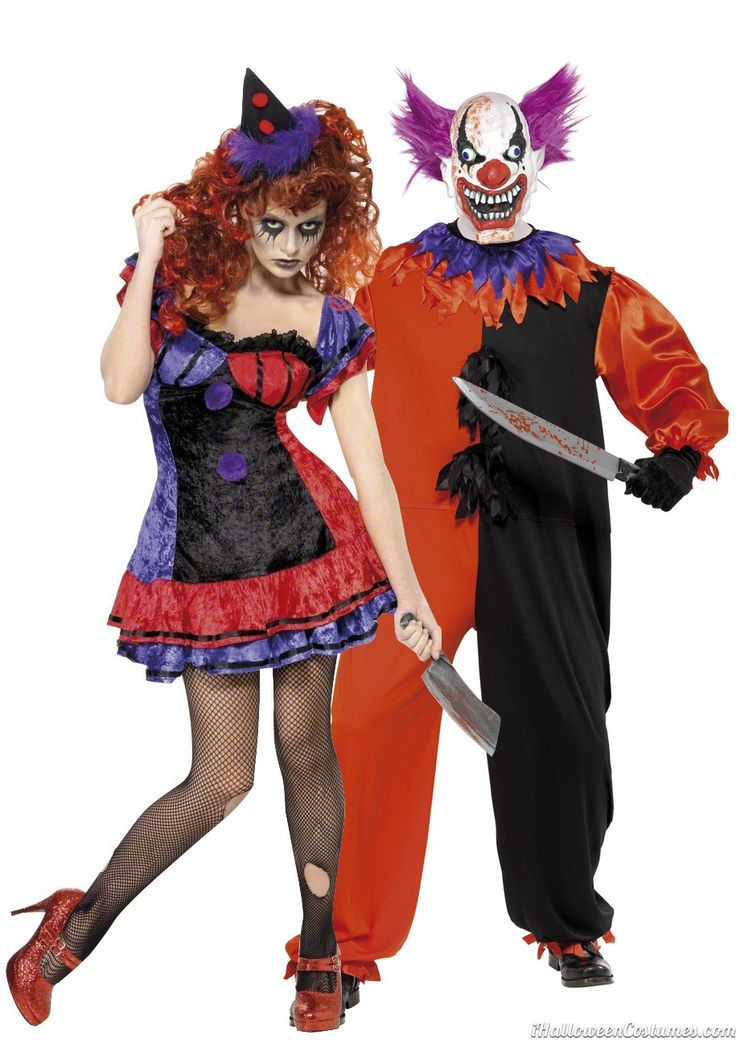 9 best images about scary halloween costumes on pinterest creepy clown halloween costume for. Black Bedroom Furniture Sets. Home Design Ideas