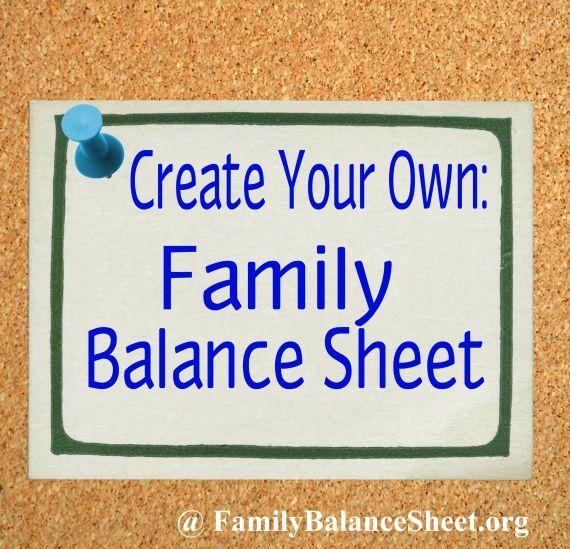family cash flow spreadsheet