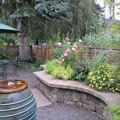 70 best images about ron rons hardscapes on pinterest for Raised flower bed ideas front of house