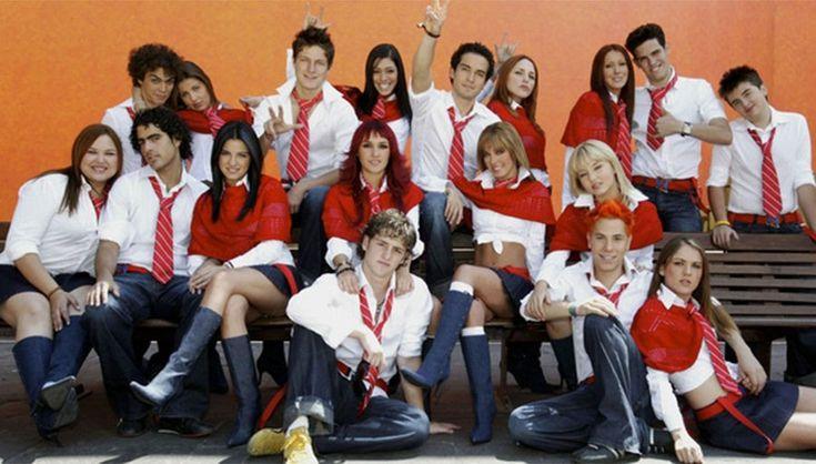 Rebelde es una telenovela mexicana producida por Televisa transmitida por el Canal de las Estrellas, comenzó desde el 4 de octubre de 2004 ...
