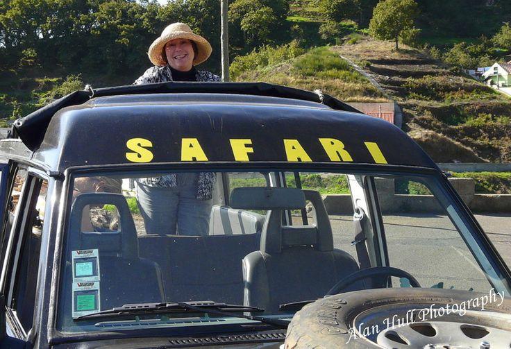 Four Wheel Drive Fun in Funchal