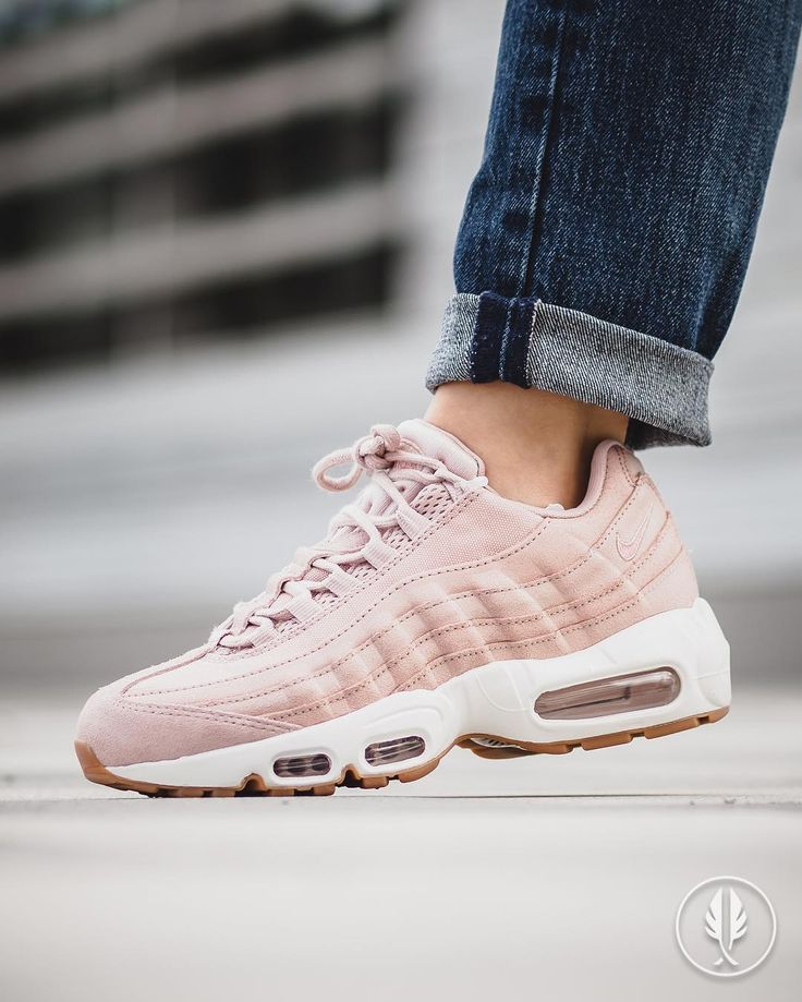 best sneakers 3662f b2d5b spain nike air max 95 oxford pink vinyl de9dc c9a0a
