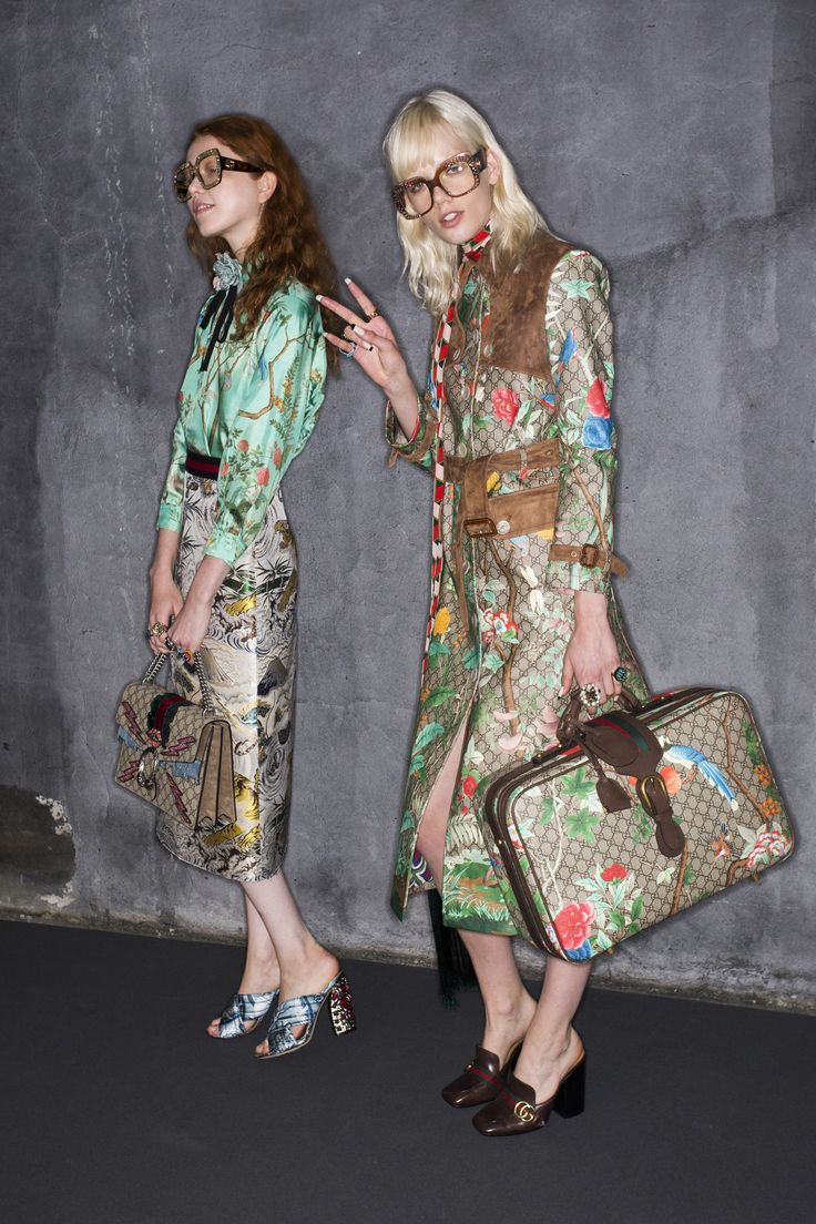 Gucci Spring 2016 Ready-to-Wear Beauty Photos - Vogue