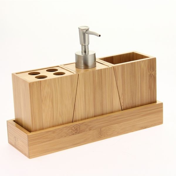 Les 25 meilleures id es de la cat gorie salle de bain en - Salle de bain zen bambou ...