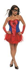 Spider-Girl Tutu Dress Adult Womens Costume - 352551 | trendyhalloween.com #trendyhalloween #womenscostumes