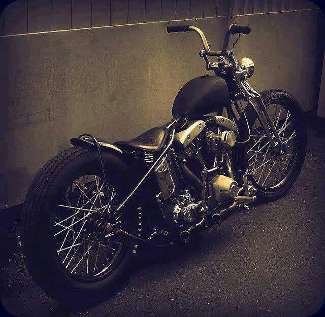 Harley Sportster Flat Tracker Pictures | Harley Sportster Flat