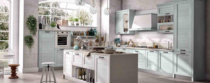 cucine moderne contemporanee stosa - modello cucina york 08