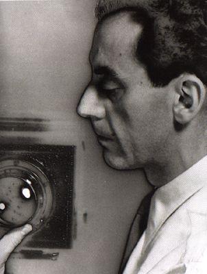 Man Ray - Self portrait - 1932