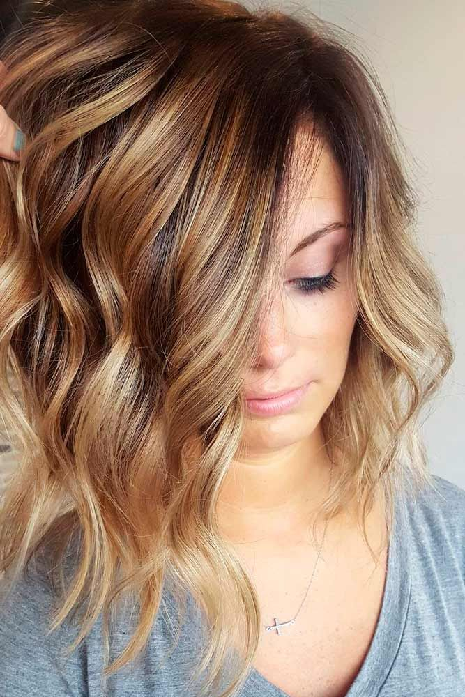 Best 25 medium layered hairstyles ideas on pinterest short 27 chic medium length layered hair urmus Choice Image