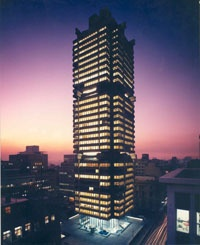 We move into our prestigious new head office building at 78 Fox Street in #Johannesburg, designed by German architect, Helmut Hentrich in 1970 #StandardBank #Architecture