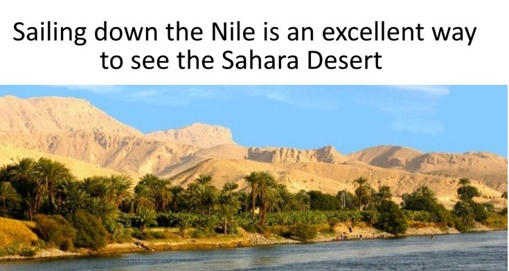 Sahara Desert Vacation and Tourist Attractions